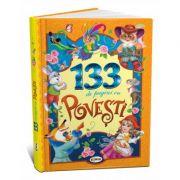 133 de pagini cu Povesti