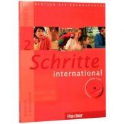 Schritte International 2 (A1/2 - Kursbuch + Arbeitsbuch + CD Audio)