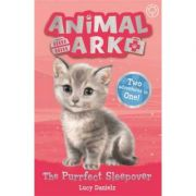 Animal Ark, New 1: The Purrfect Sleepover - Lucy Daniels