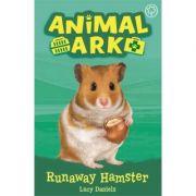 Animal Ark, New 6: Runaway Hamster - Lucy Daniels
