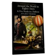 Around The World In 80 Days. Five Weeks In A Balloon - Jules Verne