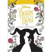 Art Of Coloring: Beauty And The Beast: 100 Images to Inspire Creativity