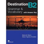 Destination B2 Student's book with key - Malcolm Mann, Steve Taylore Knowles