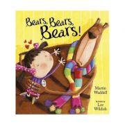 Bears, Bears, Bears - Martin Waddell