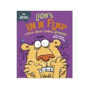 Behaviour Matters: Lion's in a Flap - A book about feeling worried - Sue Graves