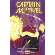 Captain Marvel Vol. 3: Alis Volat Propriis Tpb - Kelly Sue Deconnick