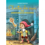 Cheita de aur sau Aventurile lui Buratino - Alexei Tolstoi