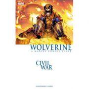 Civil War: Wolverine - Marc Guggenheim