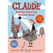 Claude TV Tie-ins: Snazzy Dress-Up Sticker Book - Alex T. Smith