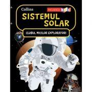 Clubul Micilor Exploratori. Sistemul Solar