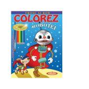 Colorez Robotei - Petru Ghetoi