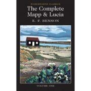 Complete Mapp and Lucia - E. F. Benson