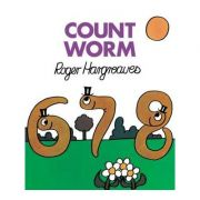 Count Worm - Roger Hargreaves