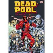 Deadpool Classic Omnibus Vol. 1 - Christopher Priest, Glenn Herdling, Jimmy Palmiotti