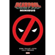 Deadpool Minibus - Cullen Bunn