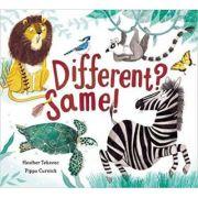 Different? Same! - Heather Tekavec