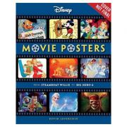 Disney Movie Posters: From Steamboat Willie to Inside Out - Kevin Luperchio