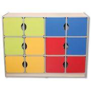 Dulap 'Mozaic' pentru copii (MBDCUA28497)