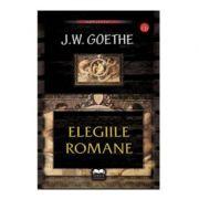 Elegii romane. Contine CD AudioBook - J. W. Goethe