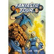 Fantastic Four By Jonathan Hickman Volume 4 - Jonathan Hickman, Nick Dragotta