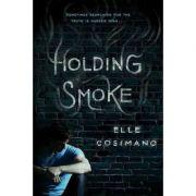 Holding Smoke - Elle Cosimano
