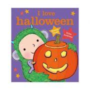 I Love Halloween - Giles Andreae