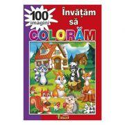 Invatam sa coloram 100 imagini