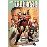 Iron Man: Director Of S. h. i. e. l. d. - The Complete Collection - Daniel Knauf, Charles Knauf, Christos Gage