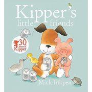 Kipper's Little Friends - Mick Inkpen
