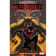 Miles Morales Vol. 2: Bring On The Bad Guys - Saladin Ahmed, Tom Taylor