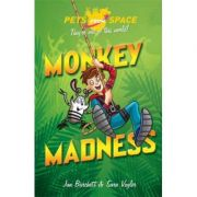 Monkey Madness - Jan Burchett, Sara Vogler