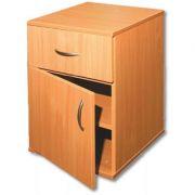Noptiera cu usa si 1 sertar (MBNUA0824)