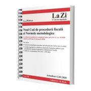 Noul Cod de procedura fiscala si Normele metodologice de aplicare. Cod 711. Actualizat la 12. 02. 2020