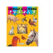 Puzzle animale de la ferma