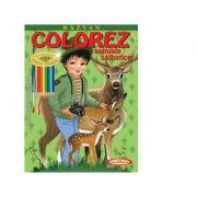 Razvan. Colorez animale salbatice - Petru Ghetoi