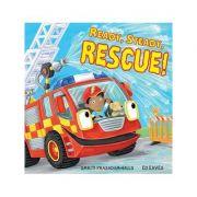 Ready Steady Rescue - Smriti Prasadam-Halls