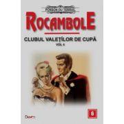 Rocambole 6-Clubul valetilor de cupa vol 4 - Ponson du Terrail