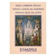 Romania. Biserici si manastiri ortodoxe. Ortodox Churches and Monasteries. Ortodoxe Kirche und Kloster