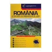 Atlas rutier Romania 1: 300. 000