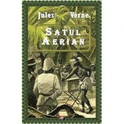 Satul aerian - Jules Verne