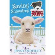 Saving Snowdrop - Jenny Oldfield