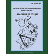 Sinteze de Istorie pentru admiterea la Academia de Politie ( Paula Darau )