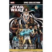 Star Wars Legends Epic Collection: The Original Marvel Years Vol. 1 - Roy Thomas, Archie Goodwin