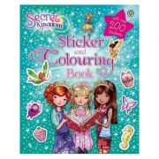 Sticker and Colouring Book - Rosie Banks