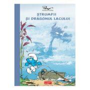Strumfii si dragonul lacului - Alain Jost, Thierry Culliford, Jeroen De Coninck, Miguel Díaz
