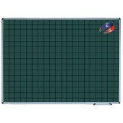 Tabla scolara monobloc verde liniata, matematica, 1500x1200mm (TSMVEM150)