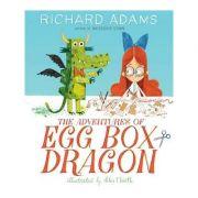 The Adventures of Egg Box Dragon - Richard Adams