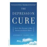 The Depression Cure: The 6-Step Program to Beat Depression without Drugs - Stephen S. Ilardi