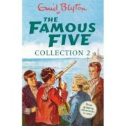 The Famous Five Collection 2 - Enid Blyton