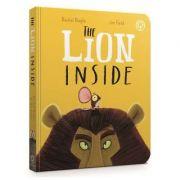 The Lion Inside Board Book - Rachel Bright